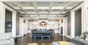 Lane Myers Custom Homes Interior Dining