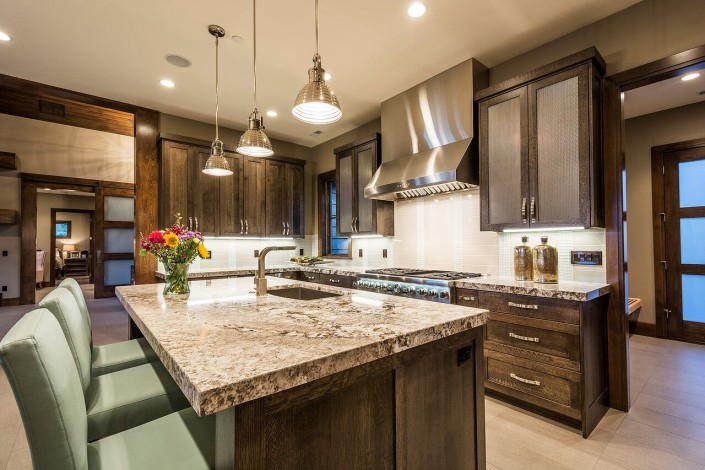 Glenwild Rambler - Park City - Interior Kitchen