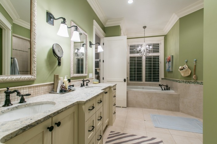 Chapel Ridge - South Jordan Interior Bathroom