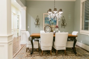 Chapel Ridge - South Jordan Interior Dining