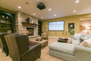 Chapel Ridge - South Jordan Interior Family Room 2