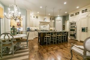 Chapel Ridge - South Jordan Interior Kitchen Area