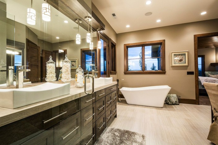 Glenwild Rambler - Park City Interior Bathroom