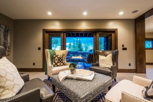 Glenwild Rambler - Park City Interior Family Room
