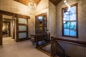 Glenwild Rambler - Park City Interior Stairs