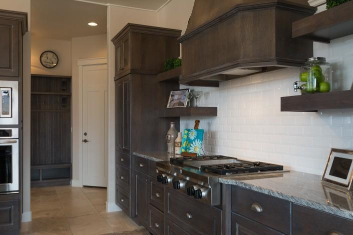Green Springs Estates Kitchen Counter