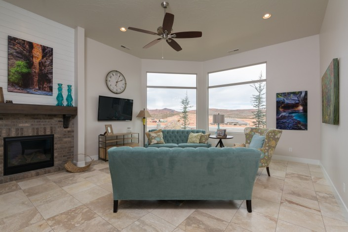 Green Springs Estates Living Room