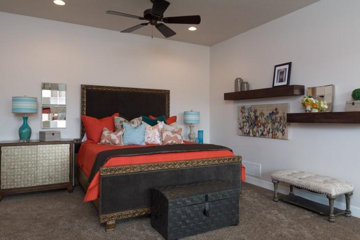 Green Springs Estates Master Bedroom