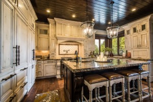 Mont Royal - South Jordan Custom Home Interior kitchen