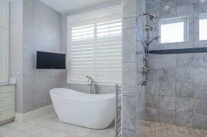 Northbridge - St. George Bathroom with bathing tub and shower