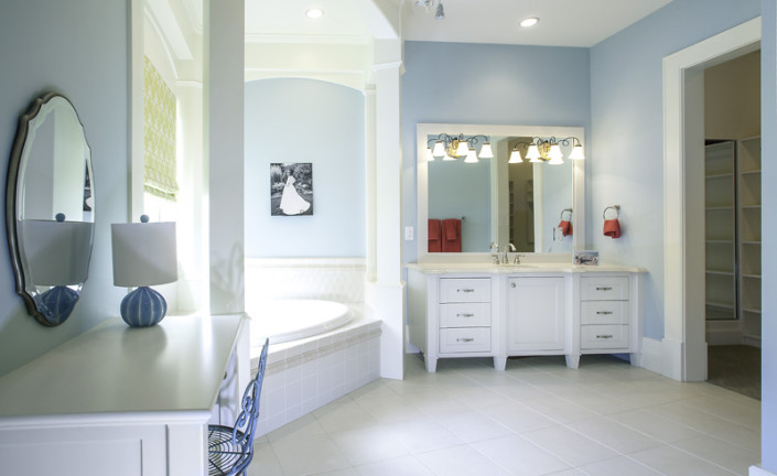 Parade of Homes Draper Kids Bath