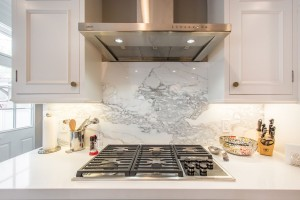The Avenues - Salt Lake Custom Homes Interior Kitchen cook top