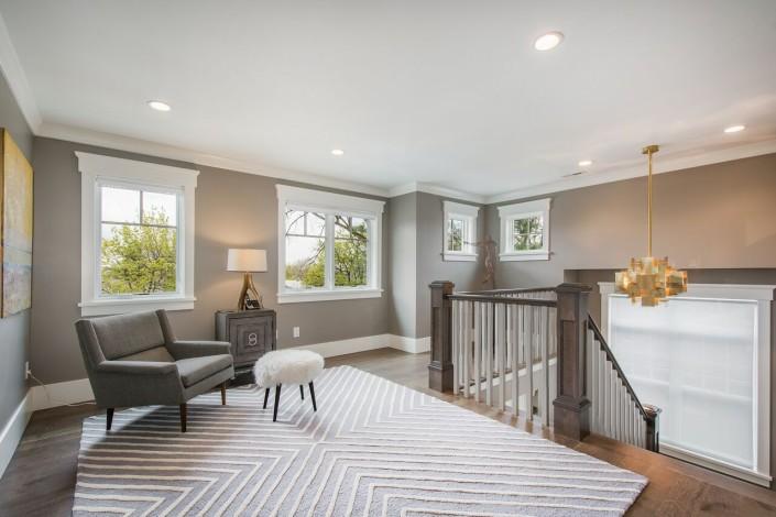The Avenues - Salt Lake Custom Homes Interior Stairs