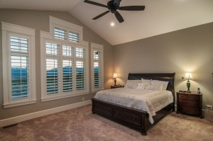 Valley Views - Midway Interior Master Bedroom
