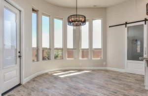 Washington Vistas - St. George Custom Homes Interior dining room
