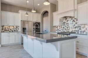 Washington Vistas - St. George Custom Homes Interior kitchen