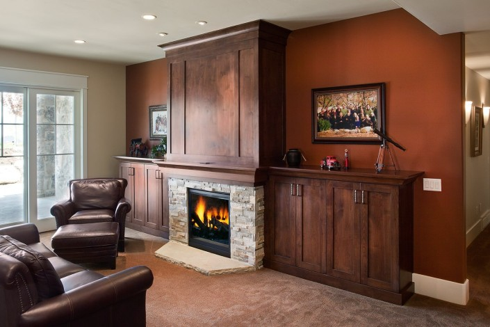 Steeple Chase Fireplace