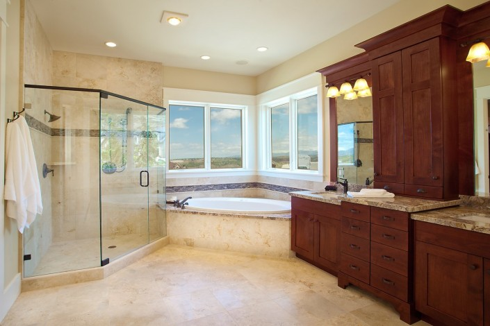 Steeple Chase Master Bath