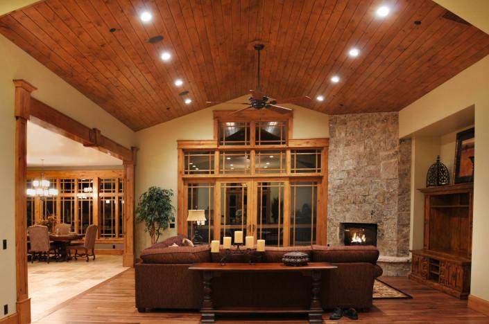 Holly Hock Interior Great Room