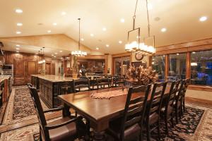 Oakley Cabin Dining Wide