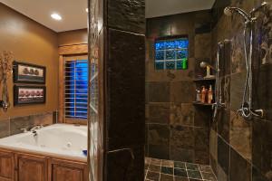 Oakley Cabin Master Shower