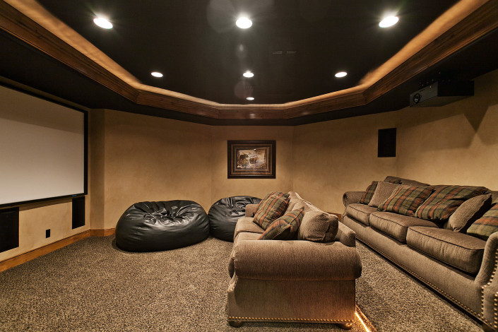Oakley Cabin Theater