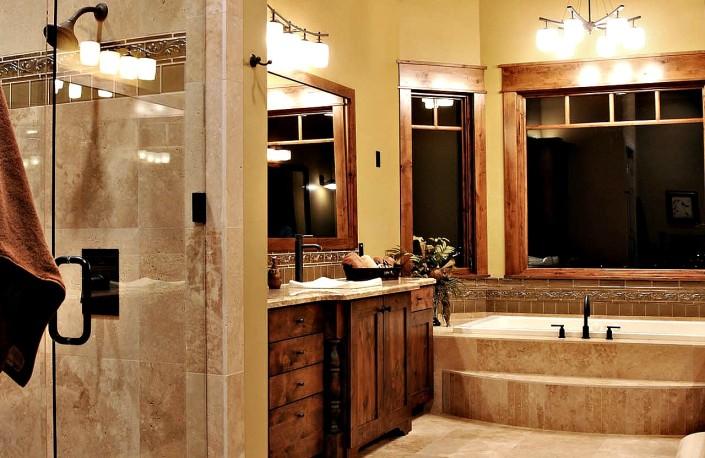 The Preserve Master Bath