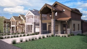 Park City Community Rendering