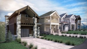 Park City Community Renderings