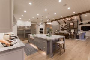 Utah Custom Homes Midway Farms Kitchen