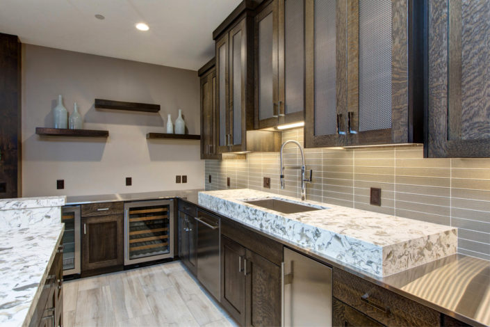 Promontory Rambler - Park City Custom Home Interior Kitchen