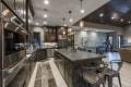 Utah Custom Homes Kamas Cabin Kitchen