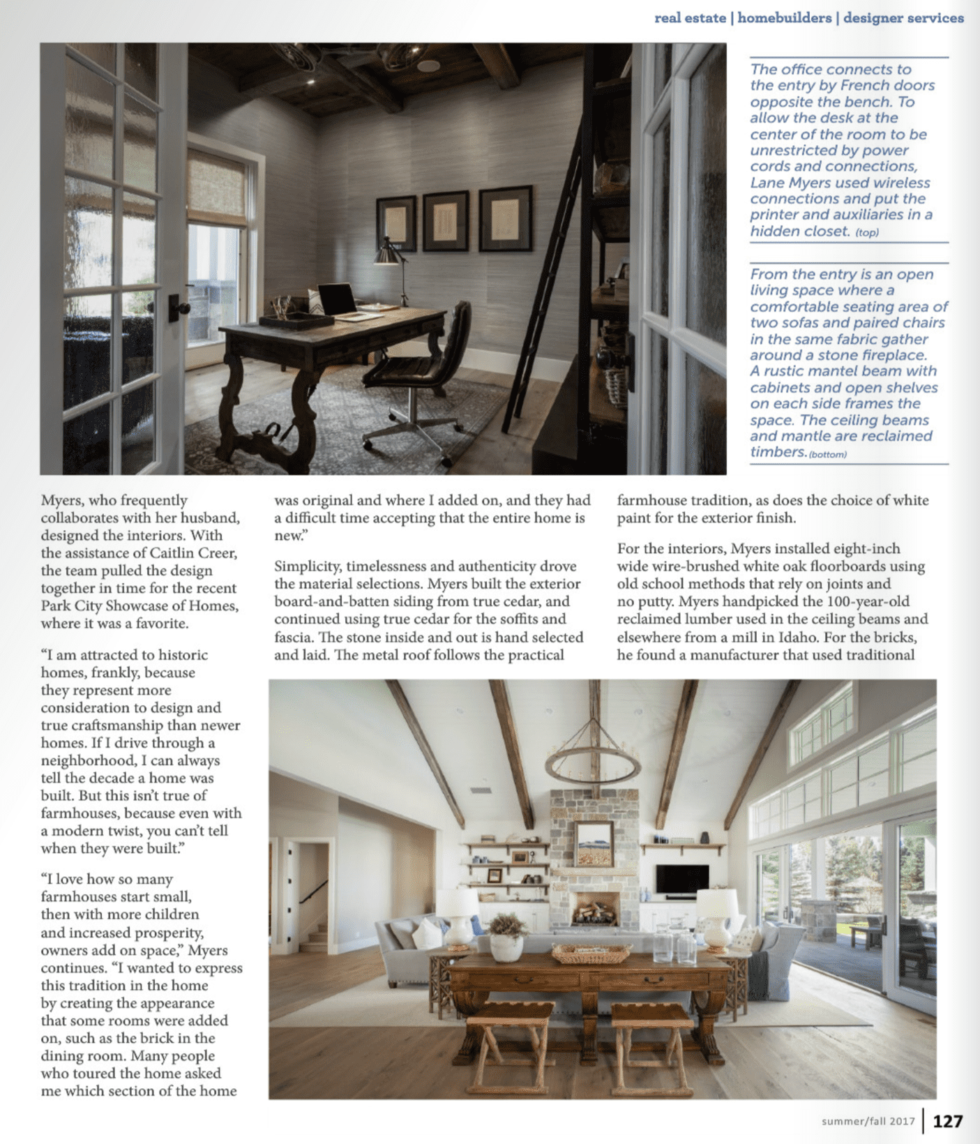 Mountain Express Magazine | Lane Myers Construction | Utah Custom ...